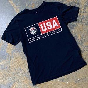 Nike USA Dream Team Shirt 33990X-US1 Medium